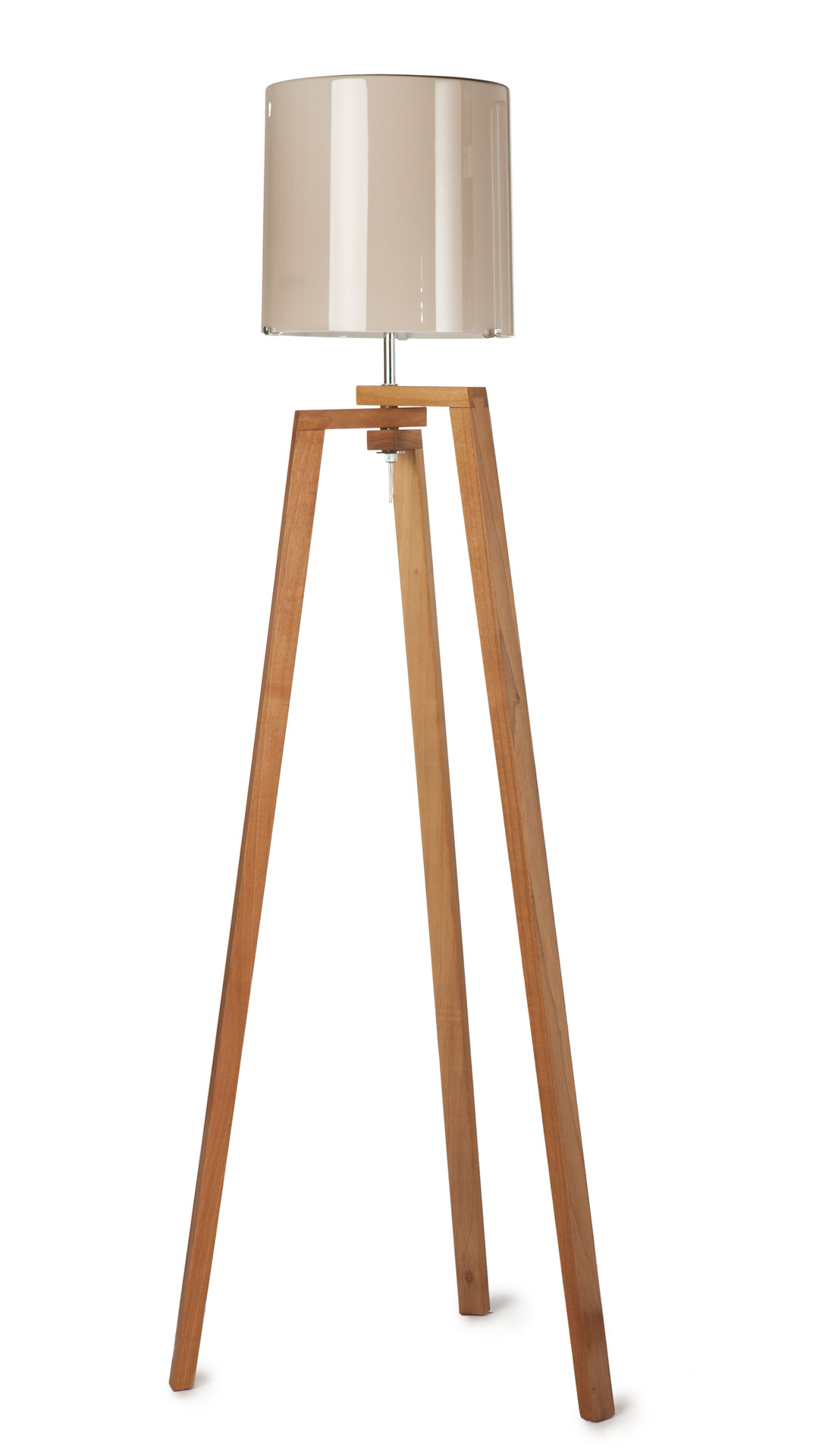 Blown glass and walnut floor lamp un fauteuil pour deux blown glass and walnut floor lamp aloadofball Images
