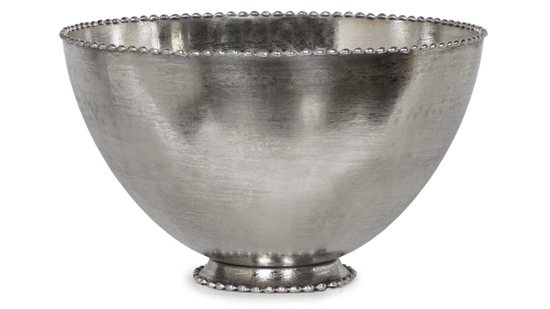 stainless steel decorative bowl - Fauteuil Stainless